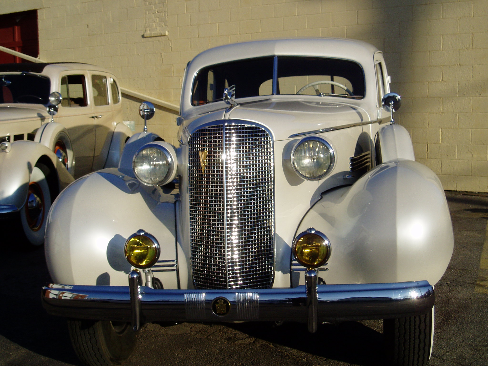 Antique Wedding Car Collection