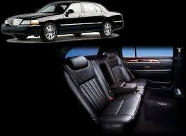 Boston Lincoln Town Car Service
