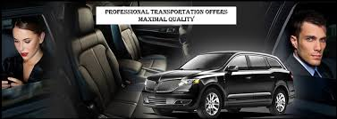 Luxury Town Car Service in Boston, MA